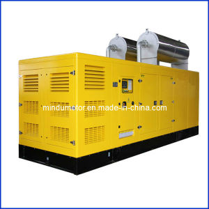 10kVA to 600kVA Soundproof Power Generator (GF3)