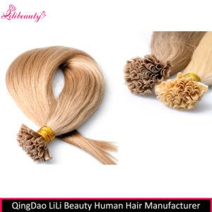 8A Grade Malaysian Virgin Human Hair U-Tip Hair Extensions pictures & photos