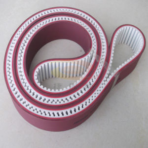 Special Timing Belt with Red Glue pictures & photos