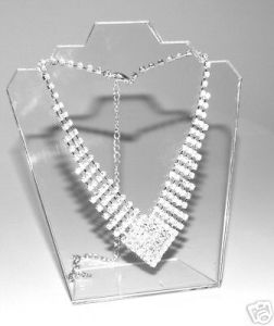 100% Virgin Acrylic Display for Jewelry pictures & photos