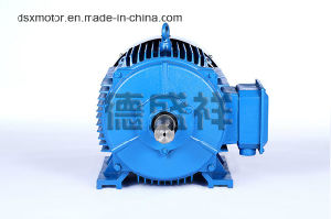 Ie3 Efficiency 3kw Three Phase Asynchronous Electric Motor AC Motor pictures & photos