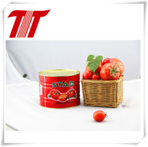 2.2kg Organic Canned Tomato Paste for Europe pictures & photos