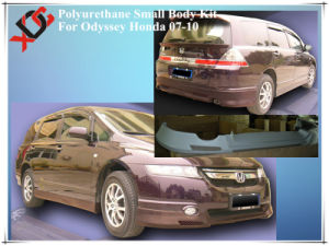 Small Body Kit with F/R Bumper Lip & Skirts for 07-10 Honda Odyssey