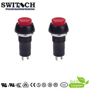 SGS Electronic Push Button 3A Dust-Proof Waterproof Switch Used in Power Tooling