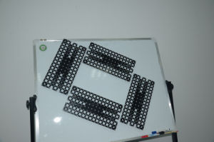 Creative LED Screen Video Grid LED Wall for Lift Facade LED Video Display Low Weight Magnet pictures & photos