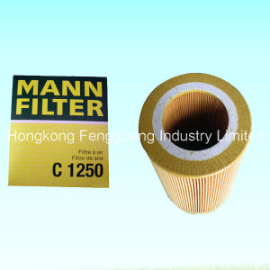Mann Filter C1250 Air Compressor Screw Auto Parts pictures & photos