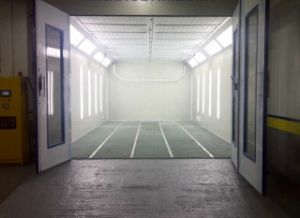 Good Quality Car Paint Booth with Australian Standards pictures & photos
