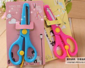 2017 Popular Colorful Children Scissors 5′′ Scissors pictures & photos