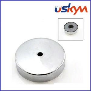 China Ferrite Magnet Pot (P-005) pictures & photos