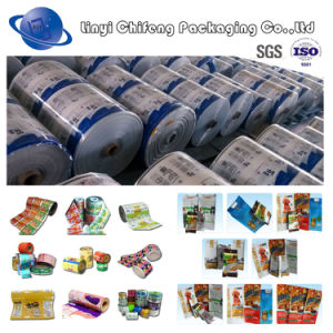 Pet/PE Printing Film for Packaging pictures & photos