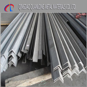 Prime Hot Dipped Galvanized Structural Steel Zinc Coating Angle pictures & photos