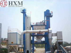 LB 2000 Asphalt Hot Mixing Plant