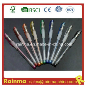 Plastic Tattoo Gel Ink Pen for School pictures & photos