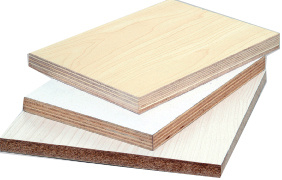 Melamined Plywood/Building Material/Plywood