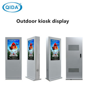 55inch High Brightness WiFi Android Windows Advertising Kiosk Outdoor LED Display pictures & photos