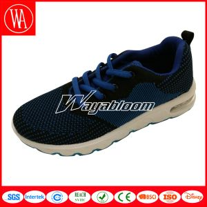 Fashion Style Lace-up Breathable Kids Shoes pictures & photos