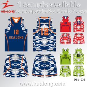 Sublimation Jersey Basketball Uniform Wear pictures & photos