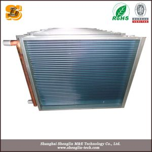 High Performence Copper Tube Aluminum Fin Condenser pictures & photos