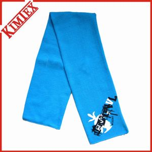 Promotional Customs Cheap Printing Acrylic Scarf pictures & photos