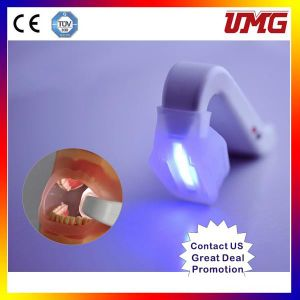 New Generation Intraoral Light with Plague Detection Dental Oral Light pictures & photos