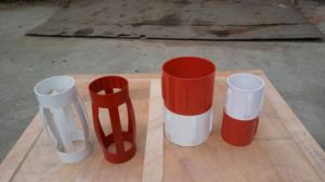 API 10d Hinged Non-Welded Stainless Steel Solid Casing Centralizer pictures & photos