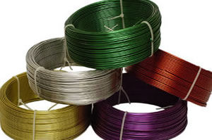 High Quality at Best Price PVC coated wire