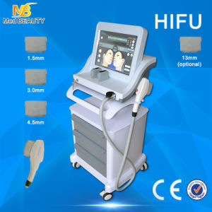 Four Cartridge Hifu Machine /Body and Face Hifu pictures & photos