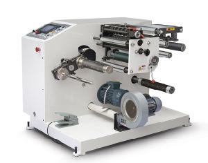Rtfq-320d Paper Slitting Line Turret Rewinder Machinery pictures & photos