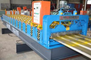 Steel Roof Sheets Roll Forming Machine China pictures & photos