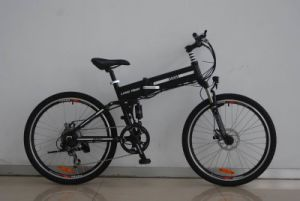 26′′ Foldable Electric Bike pictures & photos