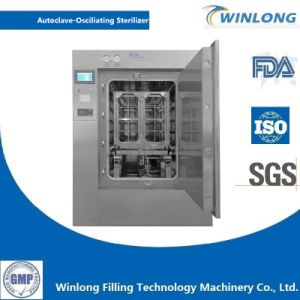 Autoclave Osciliating Sterilizer pictures & photos