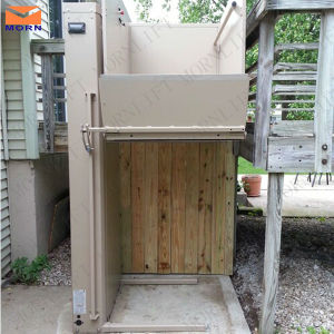 2m Hydraulic Handicapped Lift for Home pictures & photos