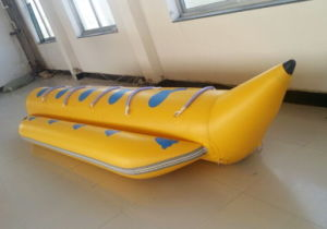 Banana Inflatable Boat for 5 Seats pictures & photos