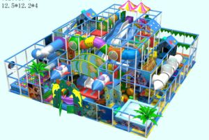 New Design Indoor Playground Ty-120522 pictures & photos