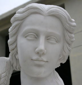 Stone Carving White Marble Female Four Season Sculpture Statues pictures & photos