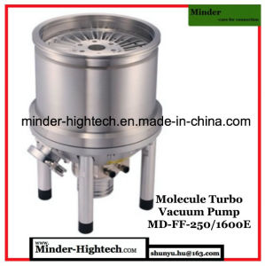 Oil Lubrication Vacuum Molecular Turbo Pump MD-FF-200/1200e pictures & photos