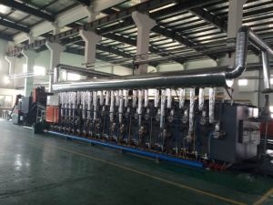 Gas Heating Continuous Mesh Belt Furnace pictures & photos