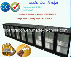 Hotel Mini Fridge with Single Glass Door Wgl-98 pictures & photos