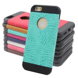 Crocodile PU&TPU Armor Phone Case for Apple iPhone 6