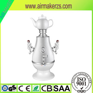 New Home Appliance Stainless Steel Electric Kettle Samovar with Elegant pictures & photos