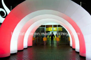 Fantasis Bright Wedding/Party/Event Decoration with LED Inflatable Arch pictures & photos