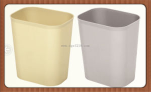 New Zealand Customized Quality Plastic Rubbish Bin for Hotel Manufacturer