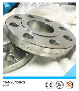 Nickel Alloy Steel Incoloy825 2.4858 No8825 Slip on Flange pictures & photos