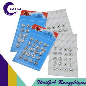 Rg Brand High Quality Spring Button 0# pictures & photos