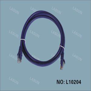 Cat5e/CAT6 UTP Patch Cord (L10204) /Patch Cable