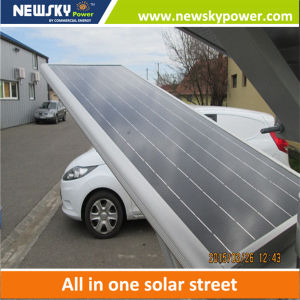 25W Solar LED Garden Light pictures & photos