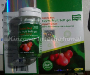 Baisha Nut 100 Fruit Slimming Soft Gel pictures & photos