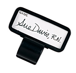 Hot Stethoscope Name Tag I. D. Tag (SW-G02A) pictures & photos