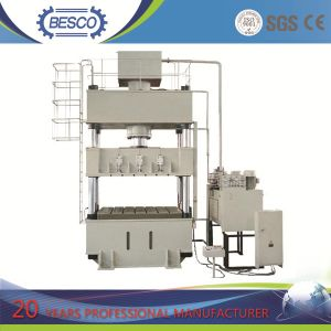 Hydraulic Press Machine for Manhole Cover pictures & photos