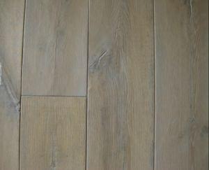 Rustic Oak Wooden Parquet / Engineered Wood Flooring